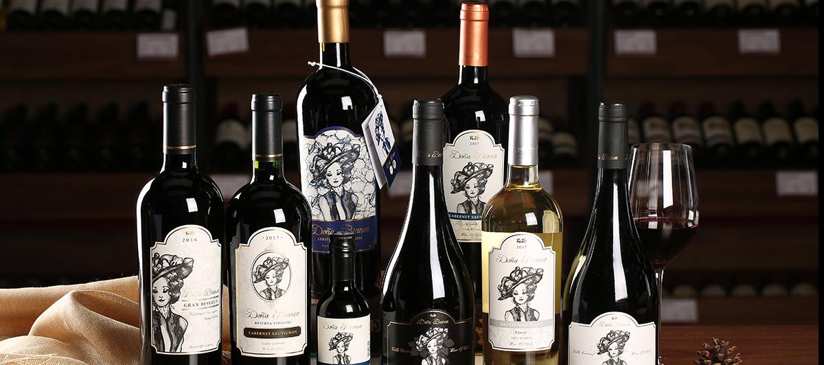 智利安卡夫人葡萄酒